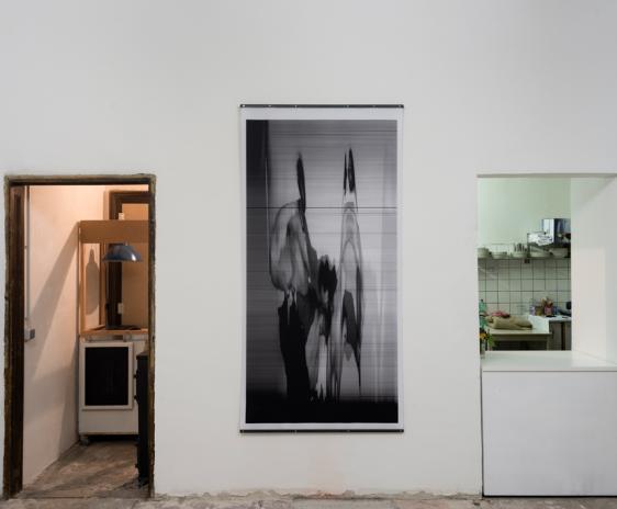 Ausstellungsansicht Körpermaß 2016